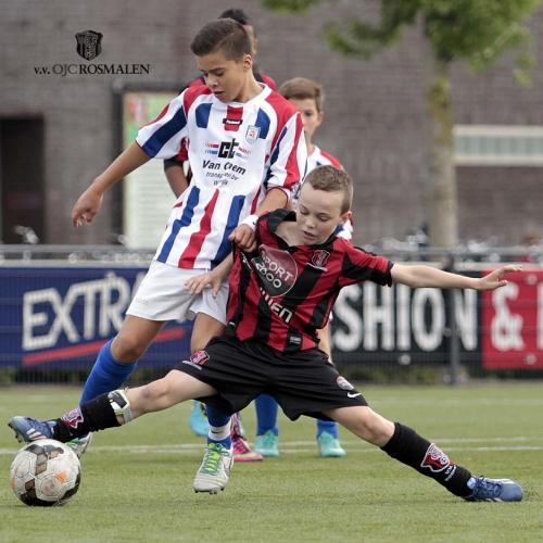 Voetbal: Acties